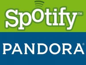 WRSU Spotify Pandora Image